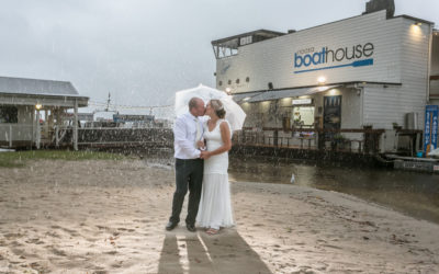 Jacqui and James wedding gallery at Noosa Boathouse
