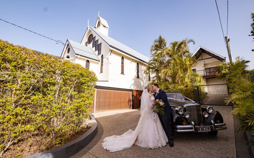 Erin and Tom, Broadway Chapel and Factory 51